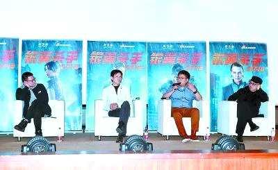 专家:《银翼杀手2049》依然超前 中国科幻刚起步